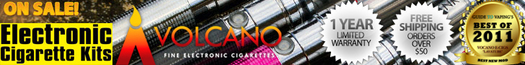 volcano electronic cigarettes on sale now!
