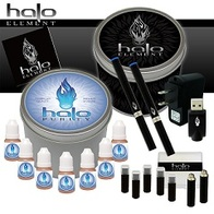 Halo eCig Halo Element Halo Purity e-cig